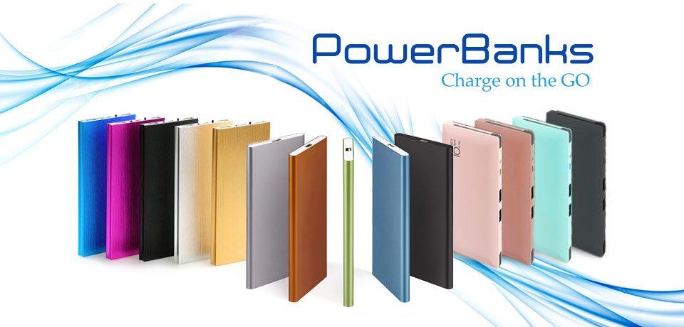 Power banks