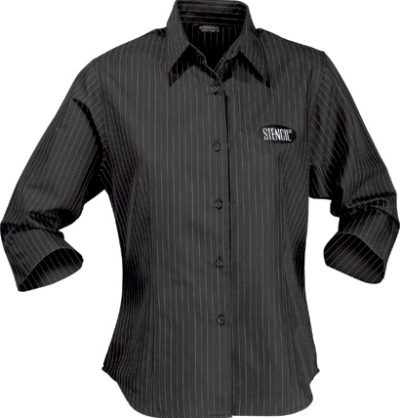 Pinpoint Ladies Shirt