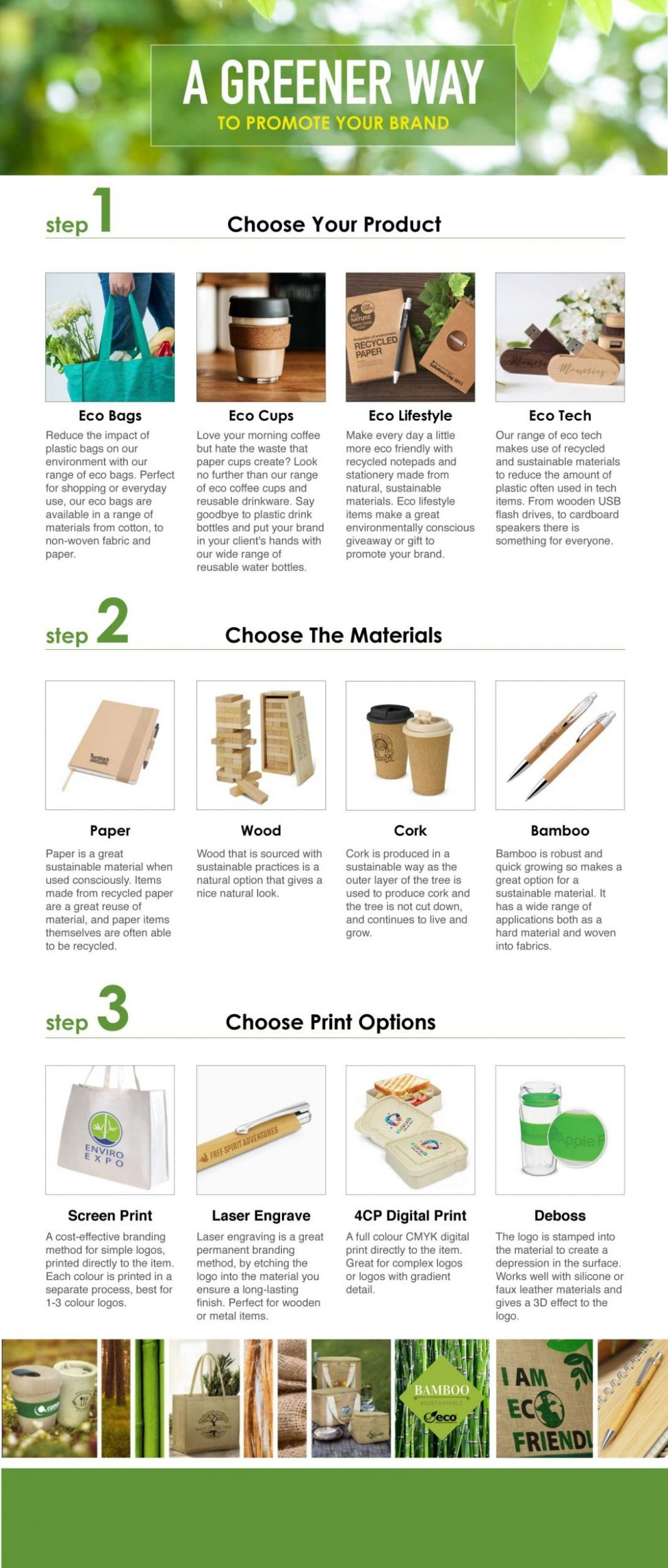 Promotional Eco Products