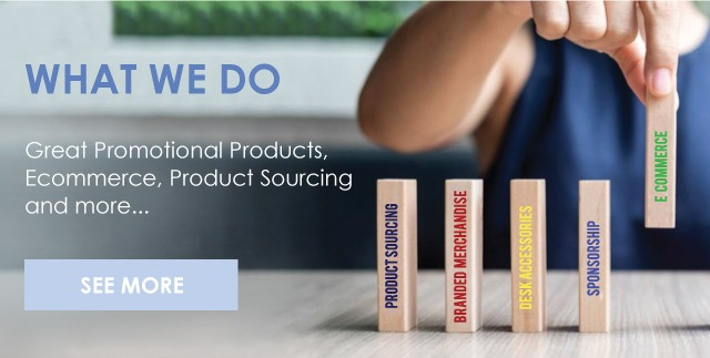 What We Do - Promotional Products